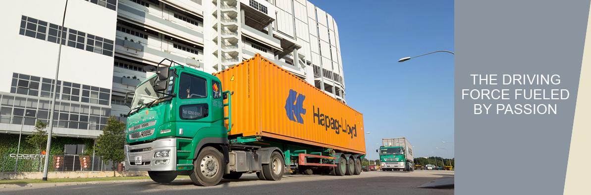 Transportation -Cogent Holdings Pte Ltd