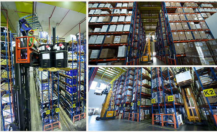 WAREHOUSING -Cogent Holdings Pte Ltd